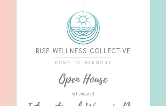Yoga and Reiki Open House